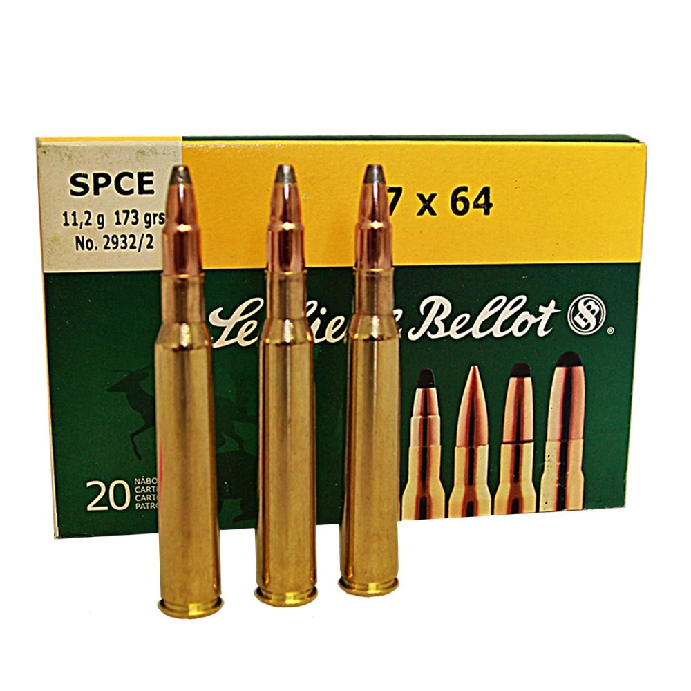 Sellier & Bellot  7x64 SPCE