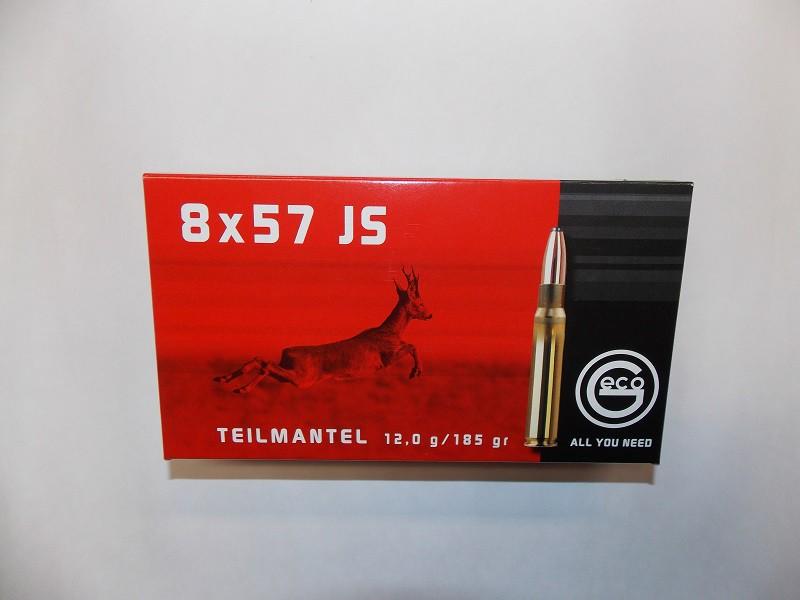 GECO 8x57 JS TEILMANTEL 12,0g