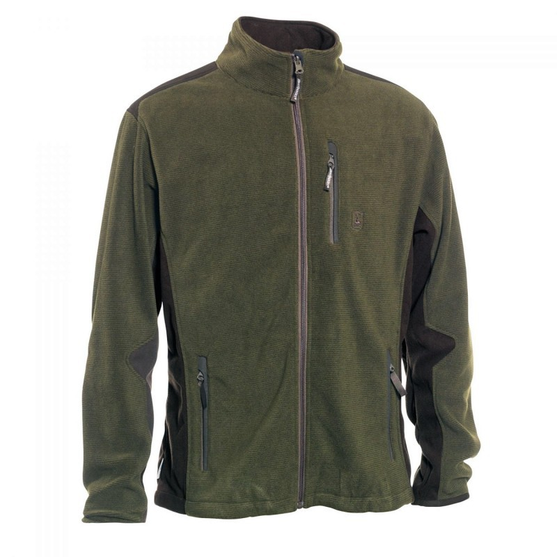 Mikina Deerhunter Muflon ZIP - IN Fleece