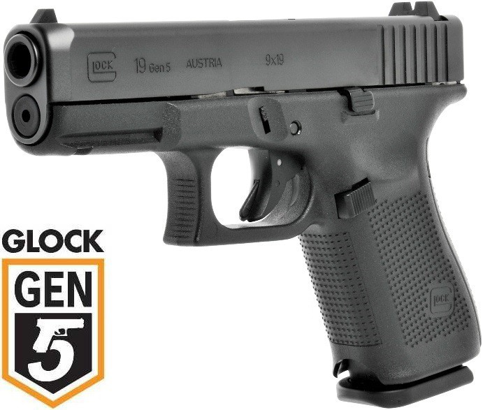 GLOCK 19 Gen5 9x19