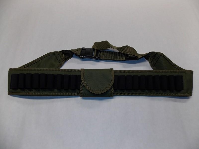 Nábojový pás kombinovaný guľobrokový