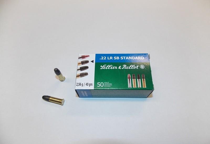 .22 LR Standard