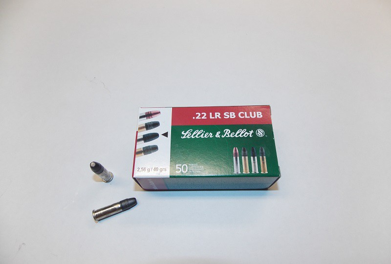 Sellier & Bellot .22 LR Club