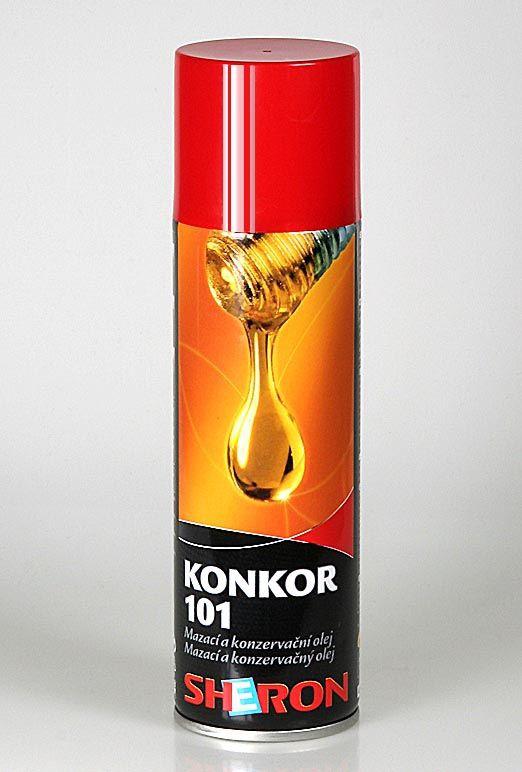 Konkor 101 konzervačný olej