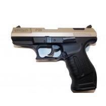 Pištoľ exp. Walther P99 bicolor, kal. 9mm PA