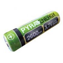 Batéria Pyra 2600 mAh nabíjateľná 3,7 V