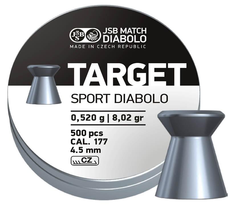 Diabolo Target